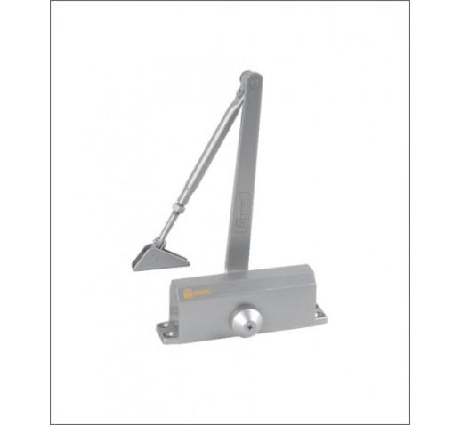 Доводчик D 100 kg  серебро 00-00002743