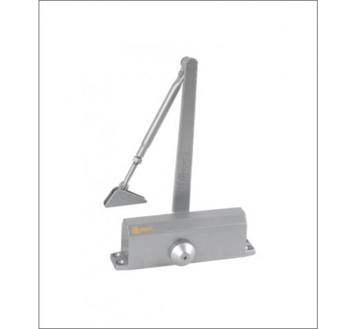 Доводчик D 140 kg  серебро MSM