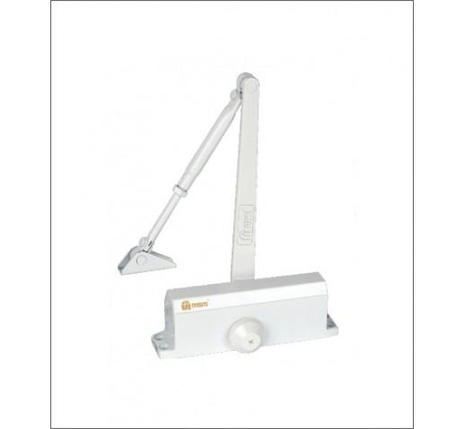 Доводчик D 180 kg белый MSM