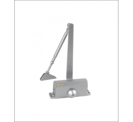 Доводчик DD 050 kg серебро
