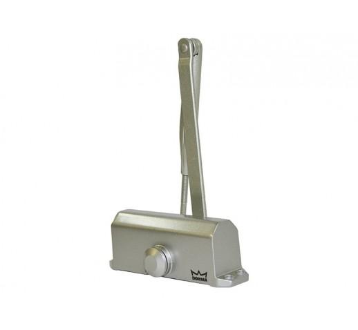 Доводчик DORMA TS77/3 SILVER серебро  (до 70 кг)