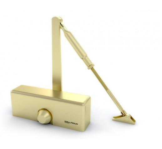 Доводчик PALLADIUM 1060 (40-60) золото 00003266