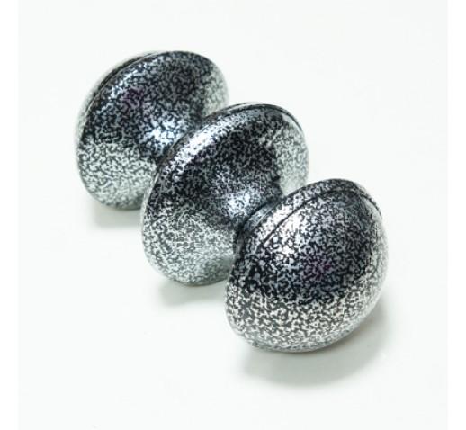 Ручка-стяжка метал. Р 11 серебро