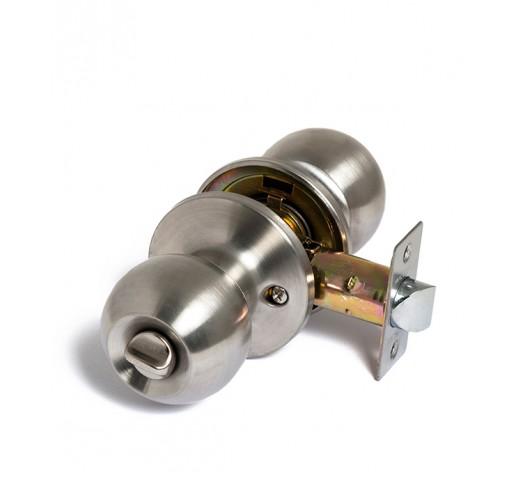 Защелка 6072 SN BK фиксатор никель СТ-00000135