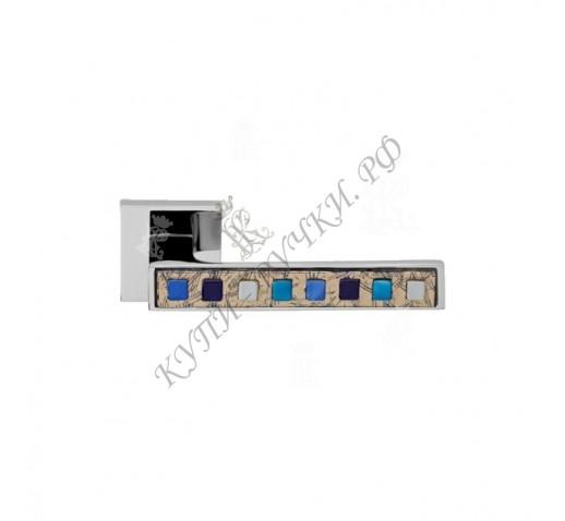 Ручка дверная BRERA 1181(13) RO 093 CR