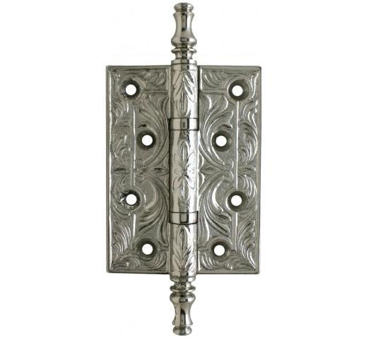 CLASS Дверная петля унив. 5010 стар серебро мат+ко