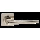 AL 514-02 SN/NP Ручка дверная PUERTO мат.никель