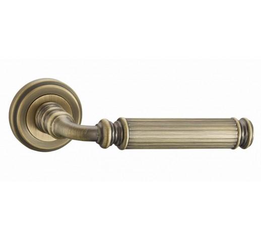 "Ручка дверная ""Vantage"" V33М (мат. бронза)"