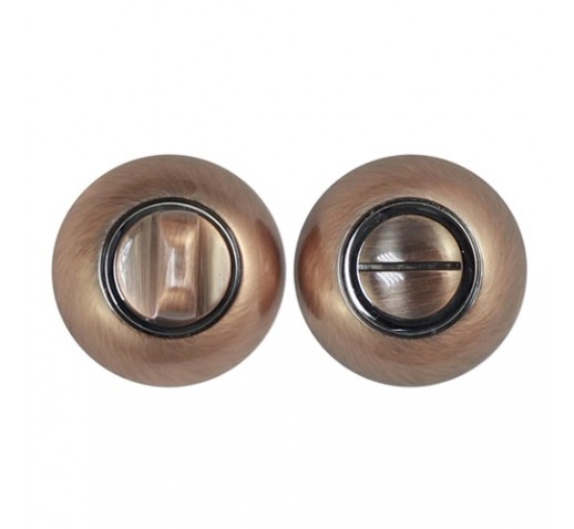 V Накладки санузловые BK Q (AB) бронза