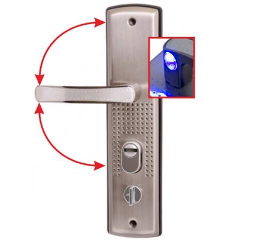СТАНДАРТ РН-СТ222-1-R подсветка для кит. металл. дверей правая Комплект ручек (12)