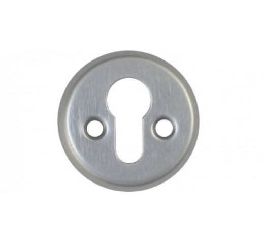 Ключевина под цилиндр хром мат. 50мм (004)