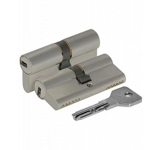 Цилиндровый механизм OE300-12.12.Asix (70мм/35х10х25)никель CISA