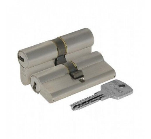 Цилиндровый механизм OA310-28.12 Astral (75мм/30+10+35) никель