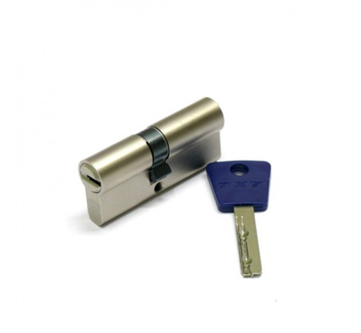 Цилиндр (7х7) L 80 Ф (40х40) к/к никель