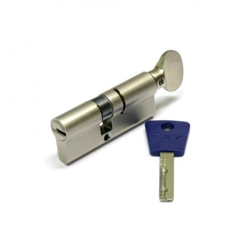 Цилиндр (7х7) L 80 ТФ (40Тх40) кл/верт. никель