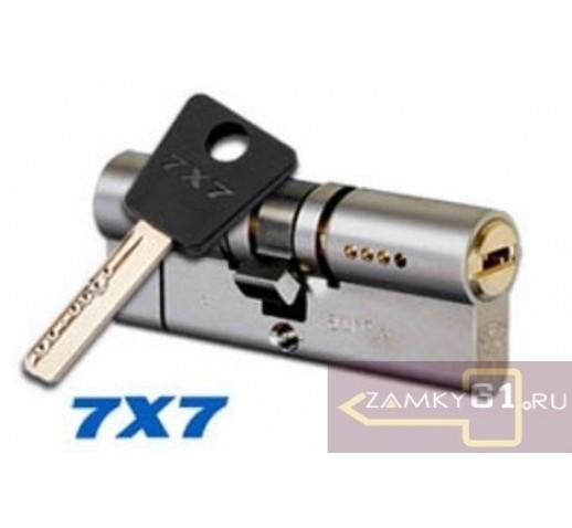 Цилиндр (7х7) L 71 Ф (31х40) кл/кл никель