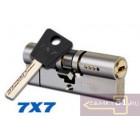 Цилиндр (7х7) L 76 Ф (33х43) к/к никель