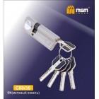 Цилиндровый механизм C 60/35 SN мат. хром MSM