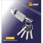 Цилиндровый механизм C 55/35 SN мат. хром MSM