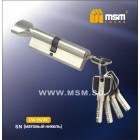 Цилиндровый механизм CW 35/45 к\б 5кл. перф. SN SAM