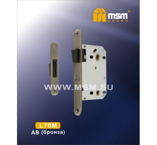 Внутренний механизм L 70M AB бронза MSM (40) 00000000432