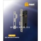 Замок врезной ML 62 SN никель MSM 00000000519