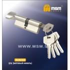 DOMAX Цилиндровый механизм NW 80 мм к/б 5 кл. SN мат. хр.